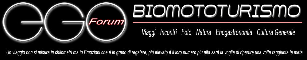EGO - BioMototurismo